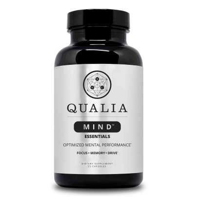 Qualia Mind Essentials - Neurohacker Collective