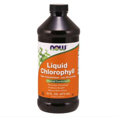 Liquid Chlorophyll - NOW Foods