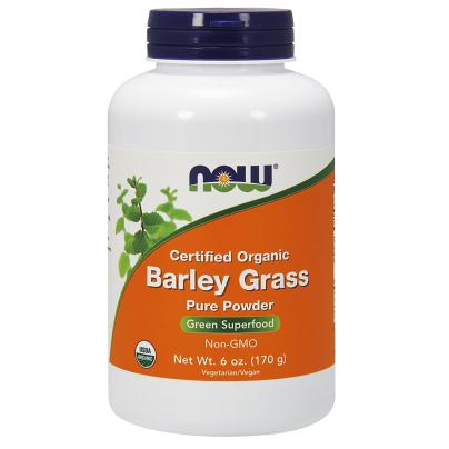 Barley Grass Pure Powder, Organic product image