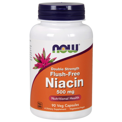 Flush Free Niacin 500mg product image
