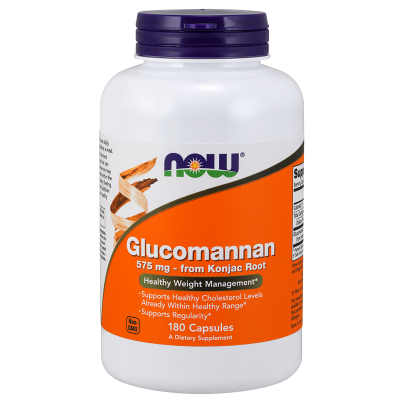 Glucomannan 575mg Capsules product image
