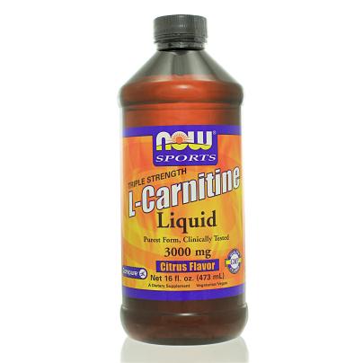 L-Carnitine Liquid 3000mg Citrus Flavor product image