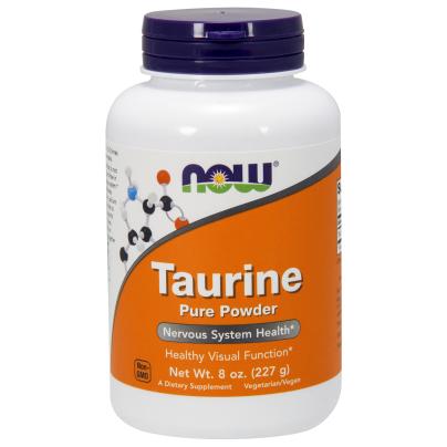 Taurine Powder - NOW Sports