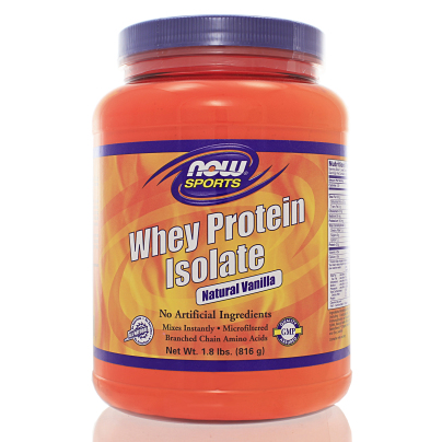 Whey Protein Isolate Vanilla product image