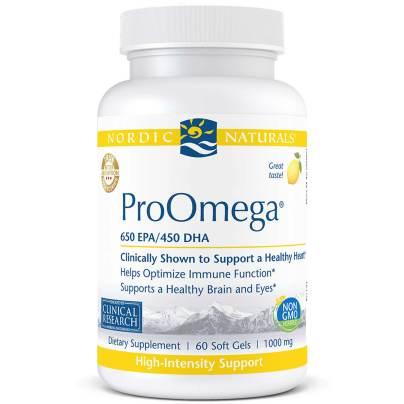 ProOmega Lemon - Nordic Naturals