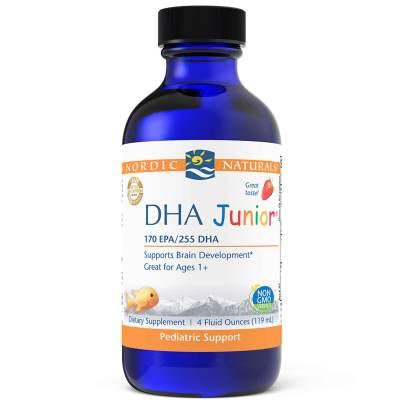 DHA Junior Liquid Strawberry Liquid product image