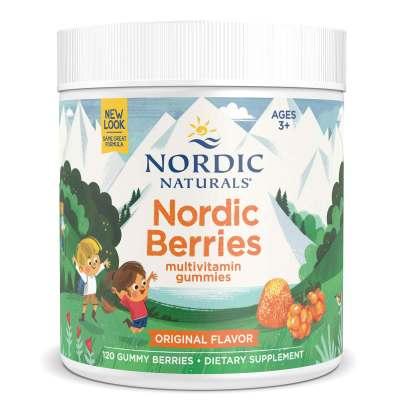 Nordic Berries Gummy Berries - Nordic Naturals