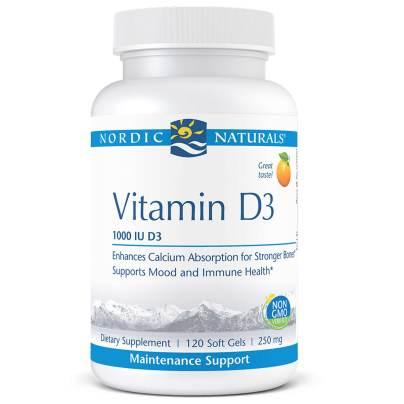 Vitamin D3 - Nordic Naturals