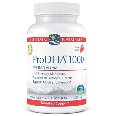 ProDHA™ 1000 - Nordic Naturals