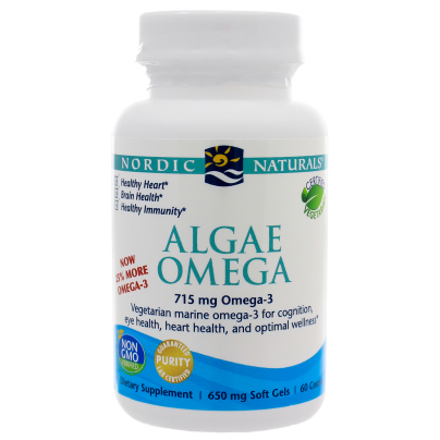 Algae Omega Nordic Naturals Wholesale Distributor Natural Partners