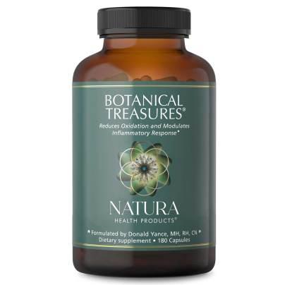 Botanical Treasures® - Natura Health Products