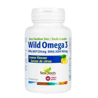Wild Omega 3 EPA 330mg DHA 165mg product image