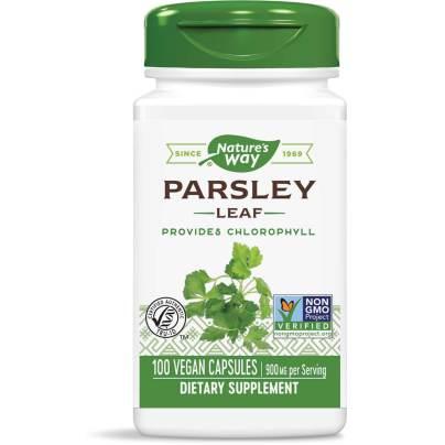 Parsley Leaf 450mg product image
