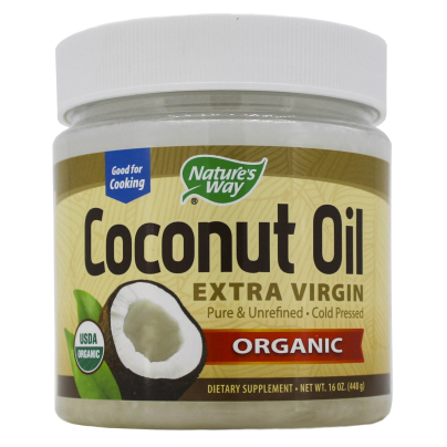 EfaGold Coconut Oil - Nature's Way