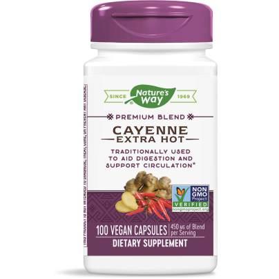 Cayenne Extra Hot 100,000 HU product image