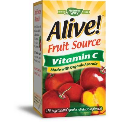 Alive! Organic Vitamin C product image