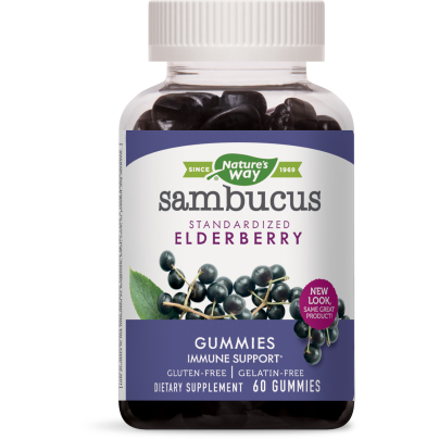 Sambucus Gummies - Nature's Way