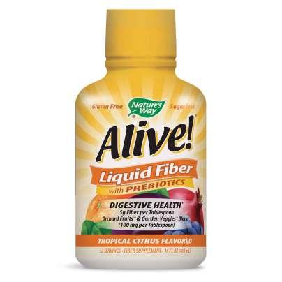 Alive!® Liquid Fiber Citrus - Nature's Way
