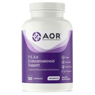 P.E.A.k Endocannabinoid Support product image