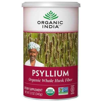 Organic Whole Husk Psyllium - Organic India