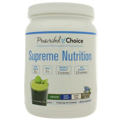 Supreme Nutrition (Ultimate) - Prescribed Choice/OL