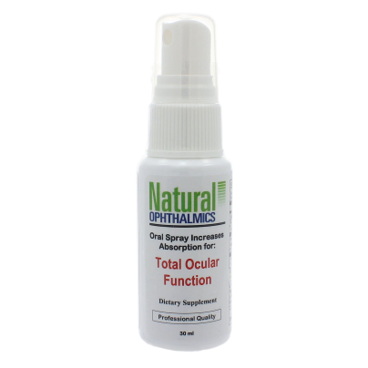 Total Ocular Function/Oral Absorbtion Spray product image