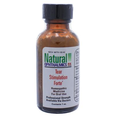 Tear Stimulation Men's Dry Eye Pellets product image