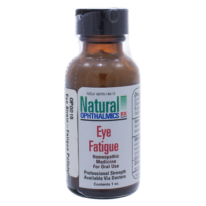 Eye Strain-Fatigue Pellets/Oral Homeopathic product image