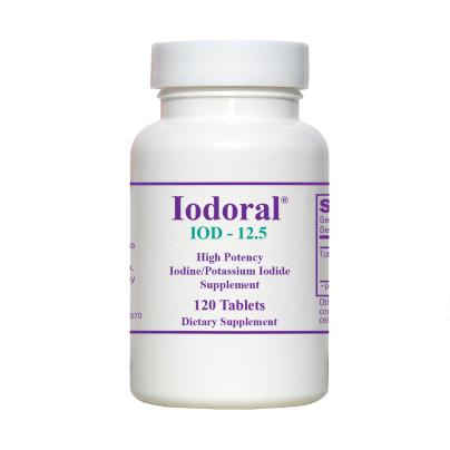 Iodoral 12.5 - Optimox