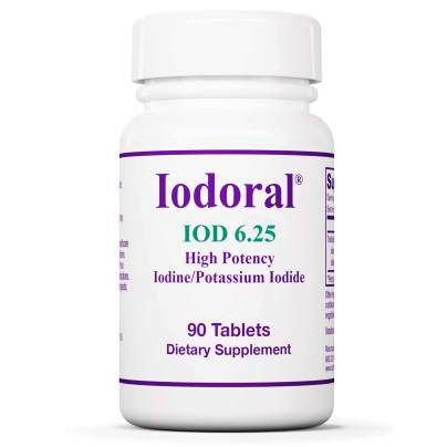 Iodoral® 6.25mg product image