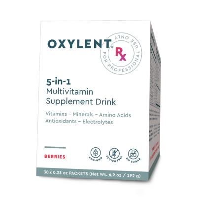 Oxylent Rx, Berries - Oxylent