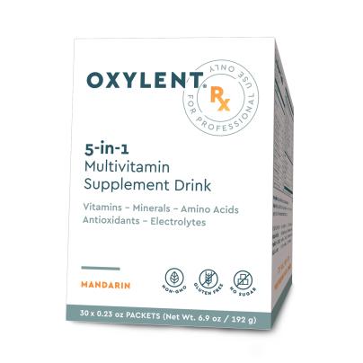 Oxylent Rx, Mandarin - Oxylent
