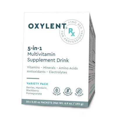Oxylent Rx, Variety Pack - Oxylent