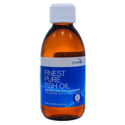 Finest Pure Fish Oil - Pharmax