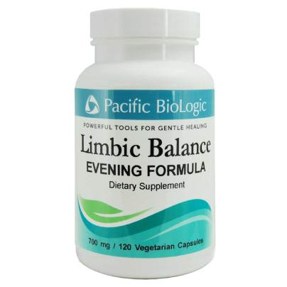 Limbic Balance Evening - Pacific Biologic