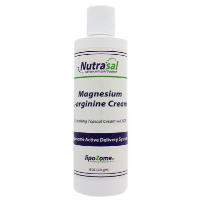 Liposomal Cream with Magnesium and L-arginine product image