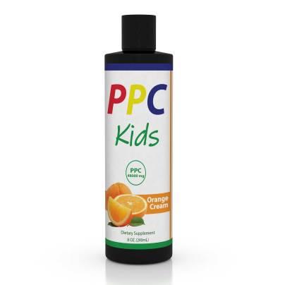 PhosChol Kids Liquid Liposome Orange Cream product image