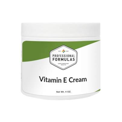 Vitamin E Cream - Professional Formulas