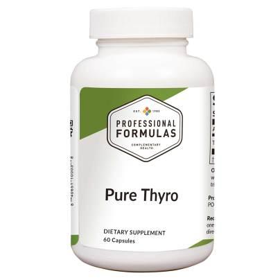 Pure Thyro 150mg - Professional Formulas