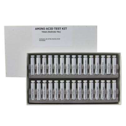 Amino Acid Test Kit - Professional Formulas