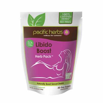Libido Boost for Her Herb Pack - Pacific Herbs