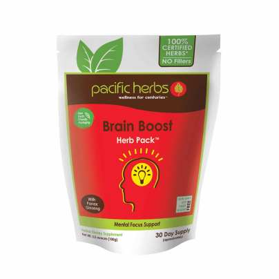 Brain Boost Herb Pack product image