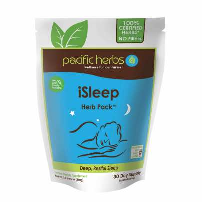 iSleep Herb Pack - Pacific Herbs