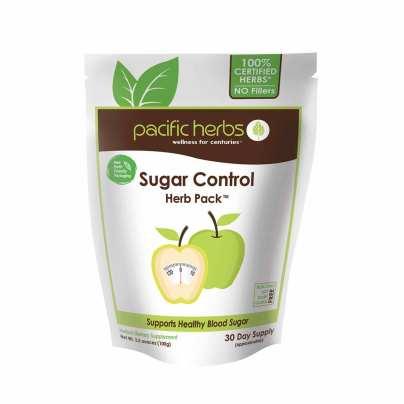 Sugar Control Herb Pack - Pacific Herbs