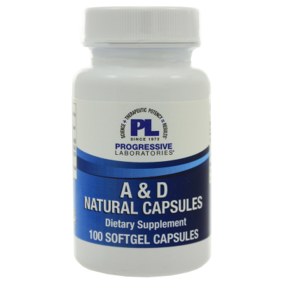 A and D Natural Capsules product image