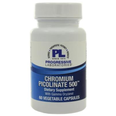 Chromium Picolinate Plus product image