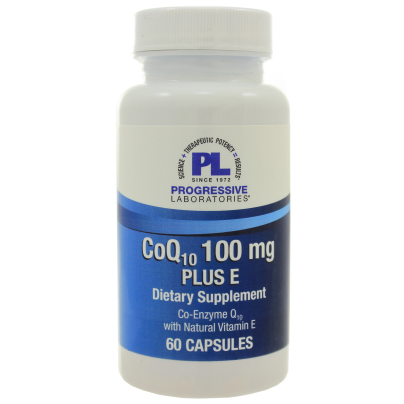 CoQ10 100mg Plus E product image