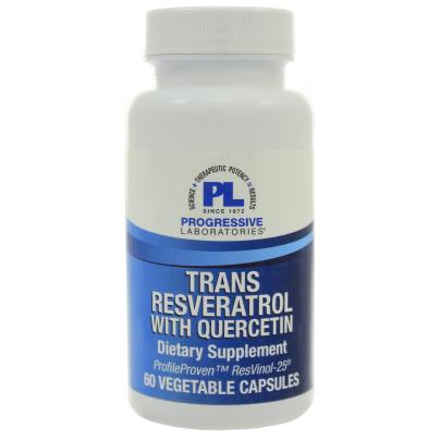 Trans-Resveratrol w/ Quercetin 125mg product image