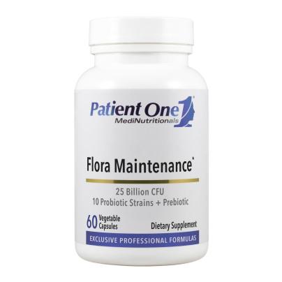 Flora Maintenance 25 Billion CFU - Patient One MediNutritionals