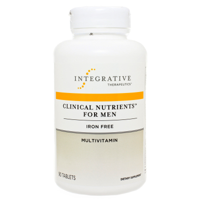 Clinical Nutrients for Men product image